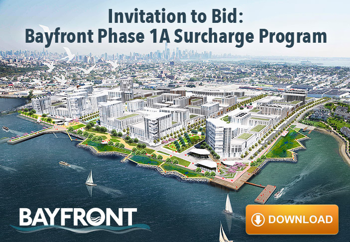 Invitation to Bid: Bayfront Phase 1A Surcharge Program