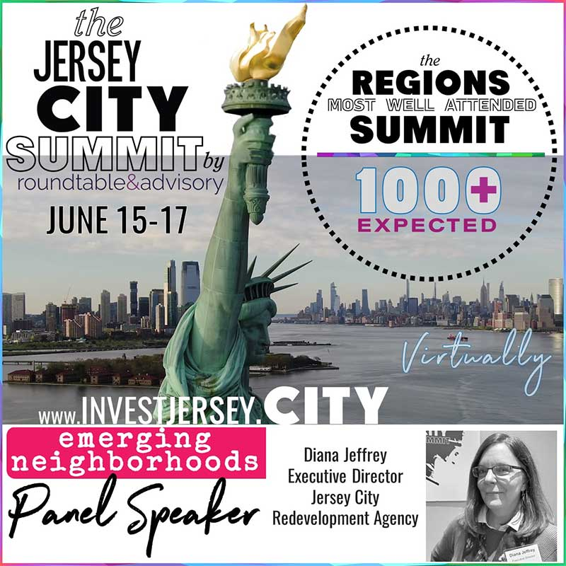 Jersey City Summit Roundtable and Advisory - June 15-17